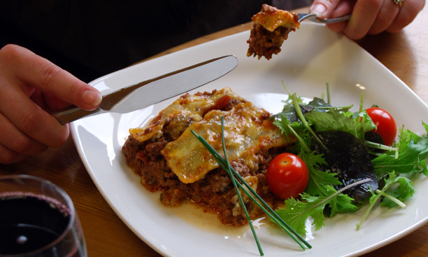 Lasagne Ready Meal 1 (cropped)