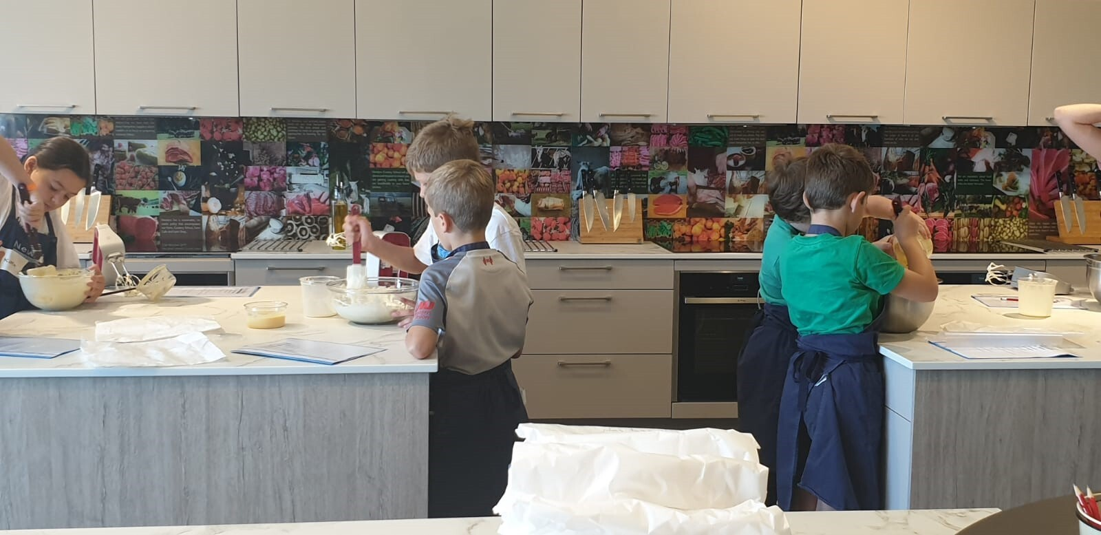 Children Cooking 6